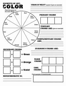 primary colors printable worksheets 12993 assignment 2 color theory textiles