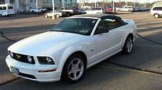 2006 ford mustang gt convertible 4 6l v8 youtube