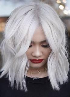 Types Of Platinum Hair