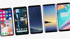best smart mobile phones the best smartphones of 2017