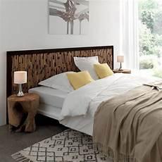 tete de lit t 234 te de lit smooth en teck recycl 233 une invitation au voyage