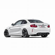 akrapovic stainless steel downpipe with cat bmw m2 clp tuning