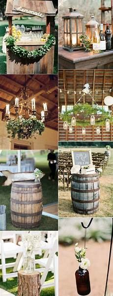 51 rustic wedding ideas with elegant details