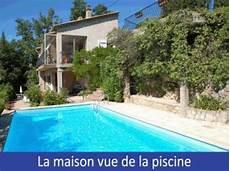 location maison piscine var particulier a louer splendide villa avec piscine callian var