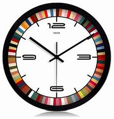 100 silent wall clock living room clock nmeral clock