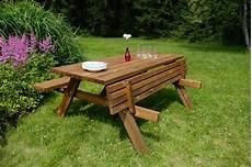Table De Pique Nique En Bois 177 Cm Oogarden