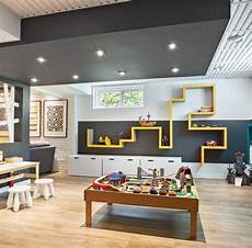 sol pour salle de jeux parfaite cohabitation au sous sol d 233 coration chambre