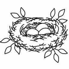 malvorlage vogel im nest malvorlage nest coloring and malvorlagan