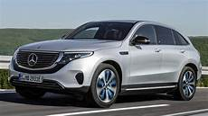 mercedes elektroauto all electric 2020 mercedes eqc challenge to