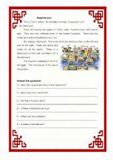 worksheets year 2 19283 reading 5th year 2 pages esl worksheet by atsitab