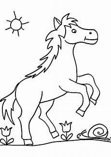 Pferde Ausmalbilder Malen Ausmalbilder Pferde Im Schnee Pferde Bilder Zum Ausmalen