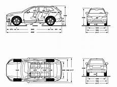 New Volvo Xc60 2017 Dimensions Automobile Planet