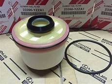 Genuine Fuel Filter Part Number 23390 Yzza1 For Toyota