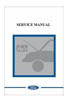 2014 ford escape wiring diagram ford 2014 escape wiring diagram service shop repair 14 ebay