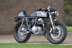 Honda Cb350 Limited Edition Cafe Racer Return Of The