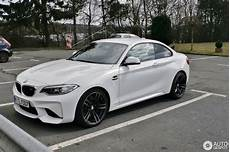 bmw m2 coupe gebraucht bmw m2 coup 233 f87 23 march 2016 autogespot