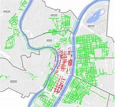 187 La Carte Officielle Des Parkings Gratuits 224 Lyon Ao 251 T