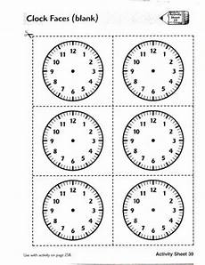 analog clock faces blank lovetoteach org free