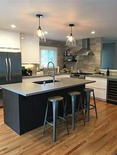 A Sophisticated Yet Family Friendly Ikea Kitchen Design