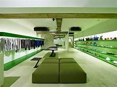 Interior Toko Pakaian Yang Fresh Majalah Rumah