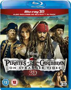 of the caribbean 4 of the caribbean 4 on tides 3d includes