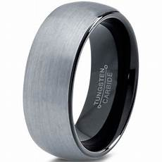 charming jewelers tungsten wedding band ring 8mm for men comfort fit 18k yellow gold charming jewelers charming jewelers tungsten wedding band ring 8mm for men comfort fit