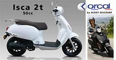 Scooter Orcal Isca 2 Temps Scoot Discount