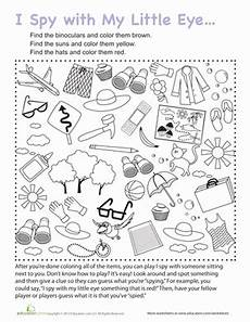 i spy travel game worksheet education com