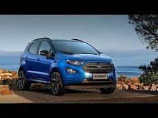 Nouveau Ford Ecosport 1ere Partie Int 233 Rieur
