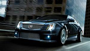 2011 Cadillac CTS V Coupe Wallpapers & HD Images  WSupercars