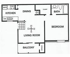 simple one bedroom house plans floor plans one bedroom plan b sundance austin tx