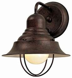 the great outdoors go 71167 1 light 10 25 quot height outdoor wall sconce w rustic outdoor wall