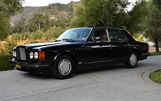 1989 Bentley Turbo R For Sale On Bat Auctions Sold For