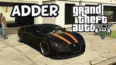 How To Find Bugatti In Gta 5 by Grand Theft Auto 5 Secret Car Location Adder Bugatti