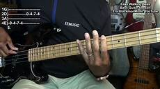 The Easiest 12 Bar Blues Walking Bass Lesson