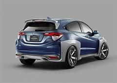 Honda Vezel  Mugen Tunes Sub Compact SUV Photos 1 Of 4