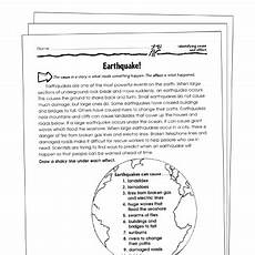 cause and effect grade 3 collection printable leveled learning collections