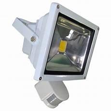 projecteur led avec detecteur 50w finiti cde lighting ref