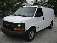 best auto repair manual 2006 chevrolet express 2500 head up display buy used 2006 chevrolet express cargo van 2500 135 quot wb w partition shelving and racks in
