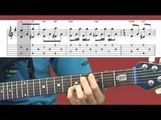 comment jouer de la guitare apprendre 224 jouer blackbird 224 la guitare cours de