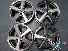 four 03 05 honda accord factory 16 quot machined face wheels