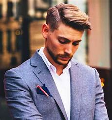 How To Style Mens Hair Side Part