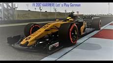F1 2017 Karriere S1r01 Melbourne Australien Gp Let S
