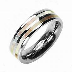 sold titanium band with mother of pearl inlay bridal wedding engagement ring 5 8 ebay