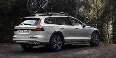 2020 volvo v60 cross country specs pictures hp and pricing