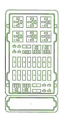 1997 ford econoline e350 fuse box diagram drl module circuit wiring diagrams