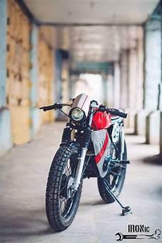 Yamaha Rx100 Cafe Racer