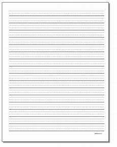paper worksheet 3rd grade 15720 printable pdf writing paper templates in different line sizes these are standard por