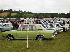 MkII Cortina Owners Club National Rally Warks  Classic