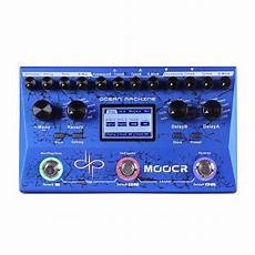 delay pedal with presets mooer machine multi guitar effects pedal 9 reverb 15 delay 24 preset spaces professional